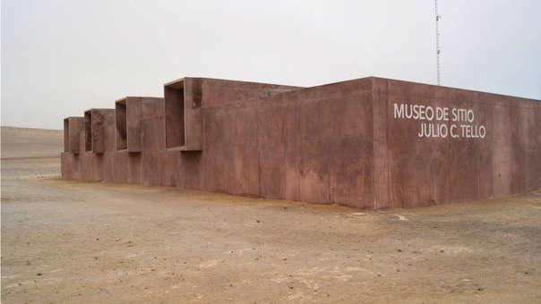 Museo de Sitio Julio C. Tello