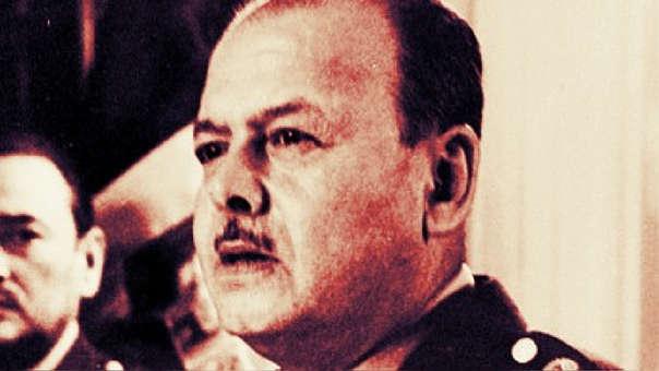 Juan Velasco Alvarado (1910 - 1977).