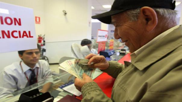 La pensión mínima de los jubilados de la Oficina de Normalización Previsional (ONP) actualmente llega a S/ 415.