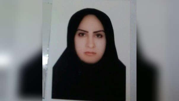 Zeinab Sekaanvand, de 24 años,