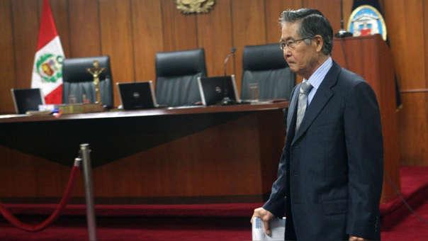 El indulto al expresidente fue anulado esta mañana por el Poder Judicial.