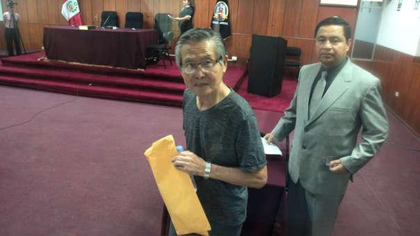 La Sala del Poder Judicial anuló el indulto a Alberto Fujimori.