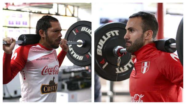 Los arqueros de la Selección Peruana realizaron trabajo especial