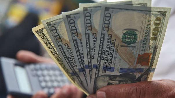 La moneda peruana cae leve por avance de rendimientos de bonos EE.UU.