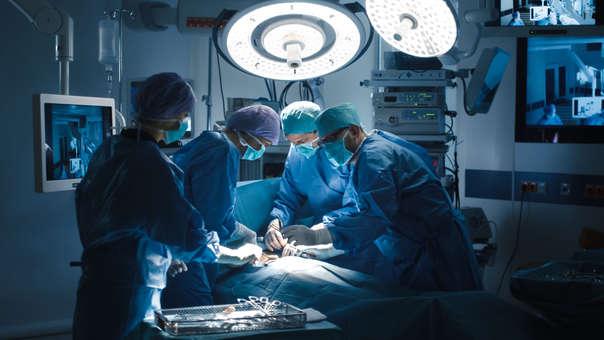 La operación fue hecha el año pasado, pero recién se dio a conocer esta semana.