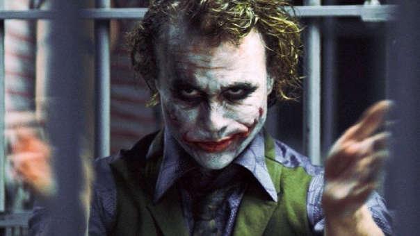 El 'Guasón', enemigo de Batman en los cómics y en el cine, es uno de los personajes más asociados con la maldad.