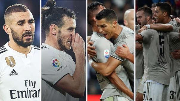 Cristiano Ronaldo ha generado un gran cambio tanto en el Real Madrid como en la Jvuentus. Es imposible no reconocer la influencia de su presencia.