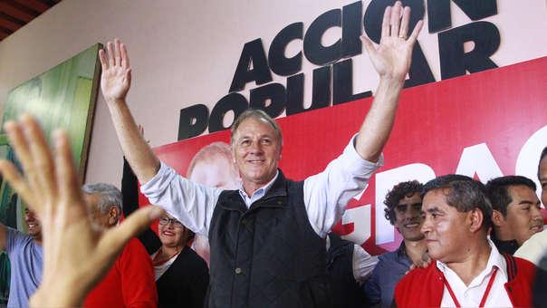 Acción Popular regresa a la alcaldía de Lima tras 38 años.