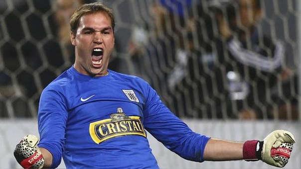 George Forsyth fue campeón nacional en cuatro oportunidades con Alianza Lima.