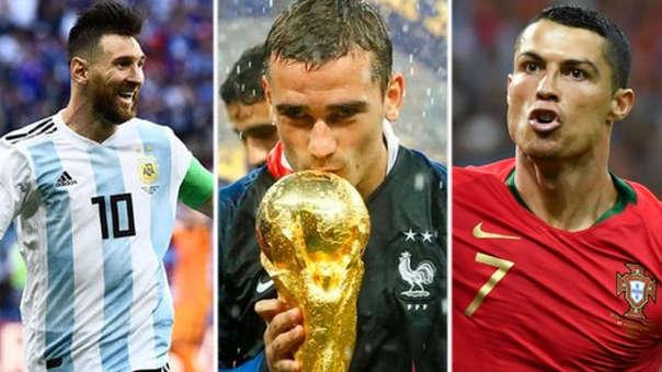 Lionel Messi y Cristiano Ronaldo han ganado cinco Balones de Oro cada uno en toda su carrera.