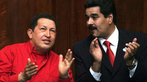 Chávez - Maduro