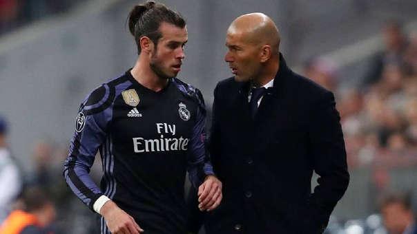 Gareth Bale nunca tuvo un gran protagonismo bajo la dirección de Zinedine Zidane.