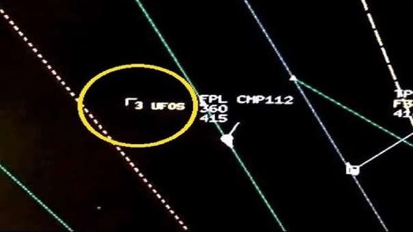 Relatos de pilotos comerciales confirman la presencia del ovni.