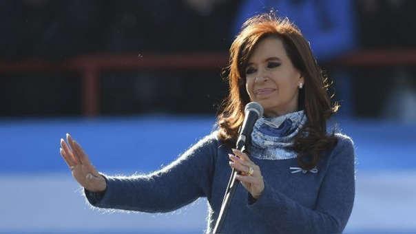 Cristina Fernández gobernó Argentina entre diciembre de 2007 y diciembre de 2015