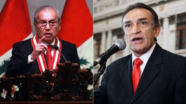 Pedro Chávarry y Héctor Becerril se libraron de sus respectivas denuncias constitucionales.