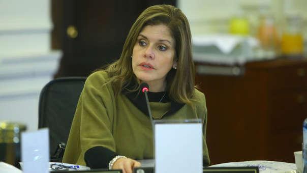 Araóz señaló que ayer ninguno de los parlamentario que votó a favor de la ley dijo a cuantos reos beneficiaría la norma.