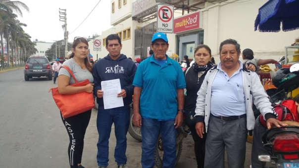 FAMILIARES PIDEN CLARIDAD A LOS MÉDICOS