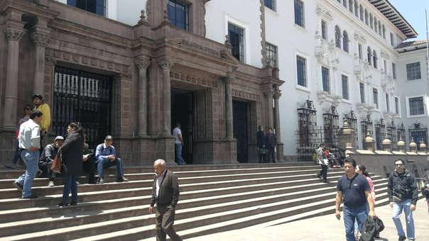 Poder Judicial Cusco