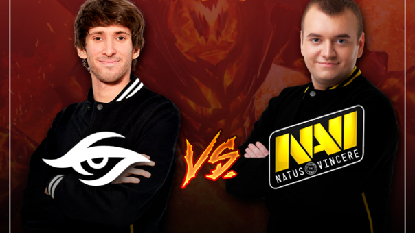 Team Secret vs Na'Vi