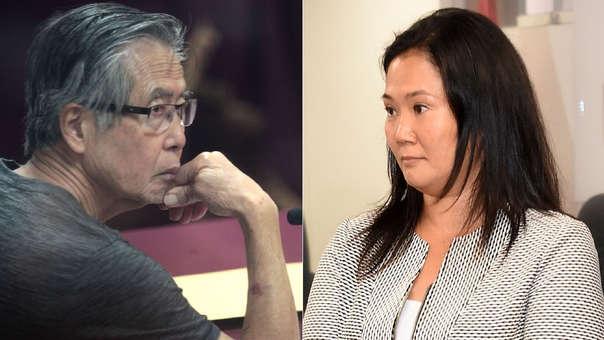 Alberto Fujimori permanece en una clínica local.