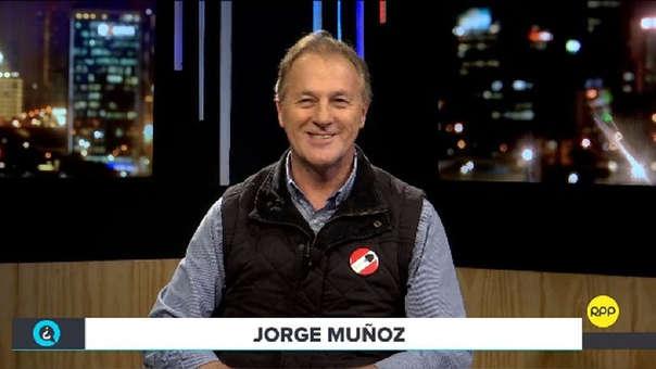 Jorge Muñoz Wells