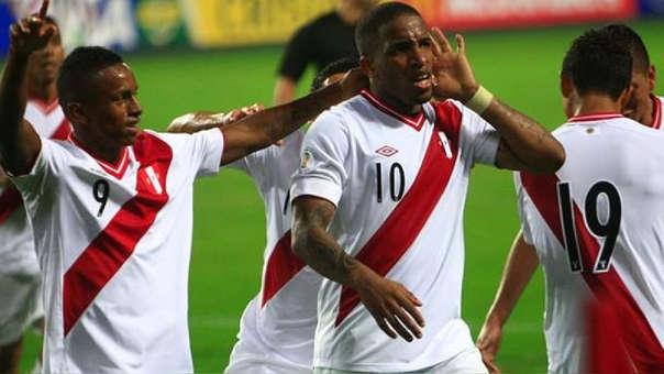Jefferson Farfán anotó el único gol en el último triunfo oficial de la Selección Peruana ante Chile. Fue en el Estadio Nacional en las Eliminatorias Brasil 2014.