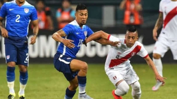 Perú vs. Estados Unidos
