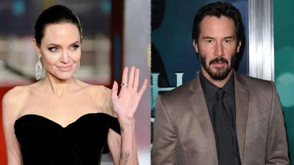 El medio australiano explica que una de las cualidades que más gustan a Jolie de Reeves es sy perfil bajo frente a la fama.