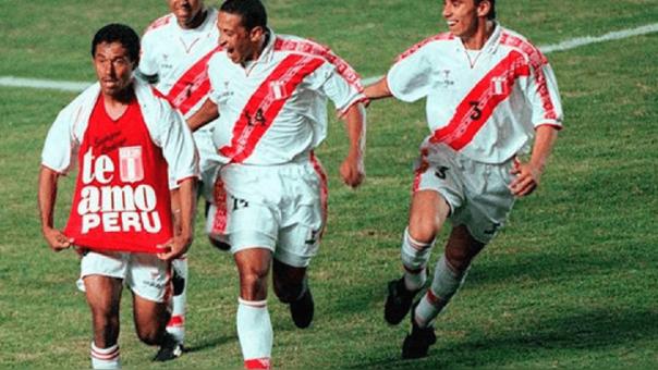 Roberto 'Chorri' Palacios es uno de los jugadores más recordados y queridos de la Selección Peruana.