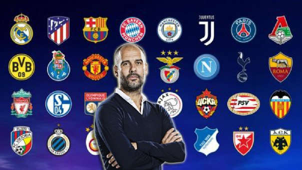 Pep Guardiola ha ganado dos Champions League en su carrera como entrenador.