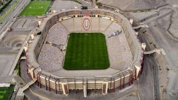 El Estadio Monumental fue inaugurado en el 2000.