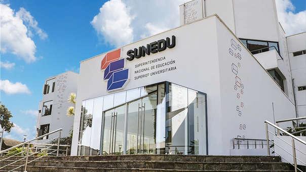 La Sunedu fue creada con la Ley de Reforma Universitaria.