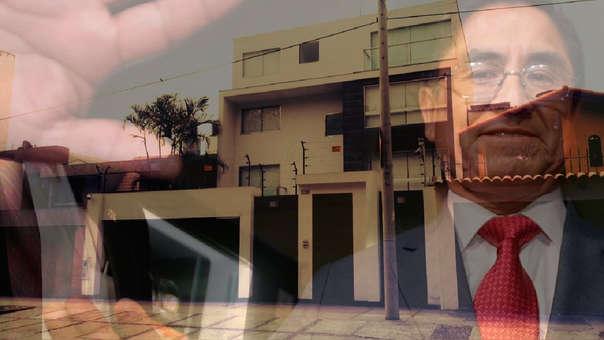 César Hinostroza no atiende en su casa en medio de rumores que huyó del país.