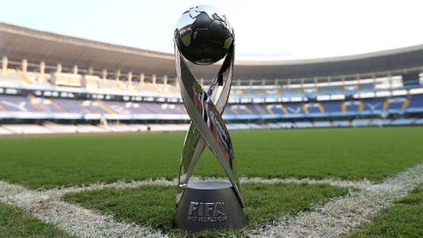 FIFA eligió a Perú como sede del Mundial de fútbol Sub 17 en marzo del 2018.