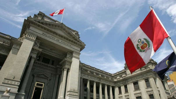 El Perú está rezagado en cuanto a la independencia del Poder Judicial.