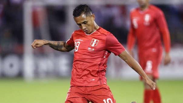 Yoshimar Yotún ha sido titular fijo en casi todos los partidos de la Selección Peruana con Ricardo Gareca.