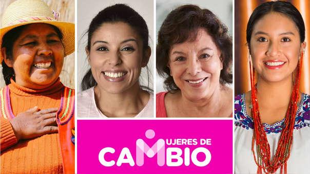 I Foro Mujeres de Cambio
