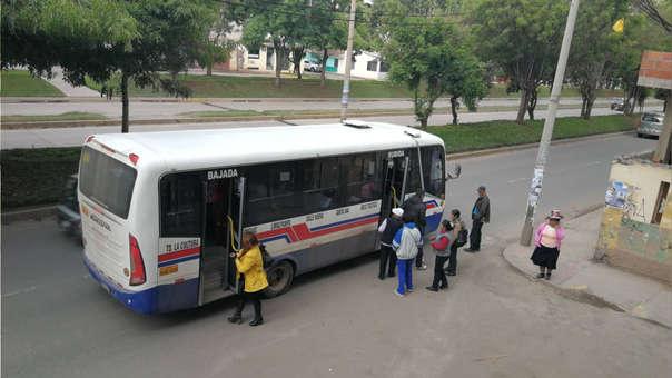 Transporte Urbano en Cusco