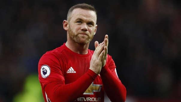 Wayne Rooney jugó en el Manchester United 13 temporadas (2004 - 2017)