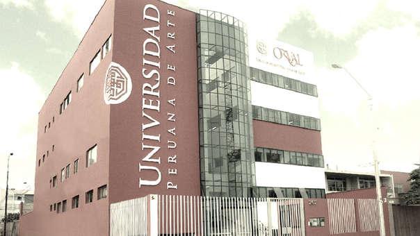 La Universidad Peruana de Arte Orval