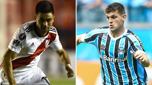 River Plate vs. Gremio  partido de semifinales de Copa Libertadores tiene  nuevo horario 7faecd96b0010