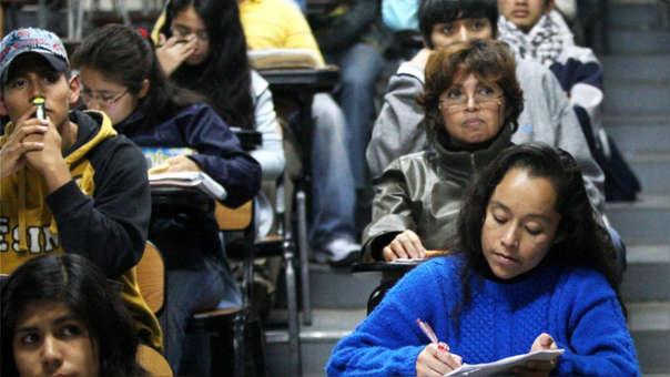 Universidades que sean cesadas no podrán cobrar a nuevos procesos de admisión ni matricular nuevos alumnos.