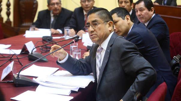 Este viernes, el Poder Judicial formalizó denuncia contra César Hinostroza y exconsejeros del CNM.