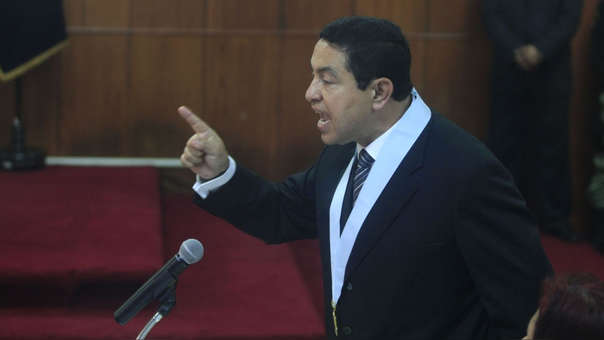 William Paco también es recordado por ser el exabogado de Alberto Fujimori, desde 2013 a 2016.