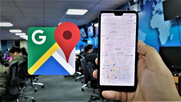 Maps ha añadido una opción para compartir trayectos