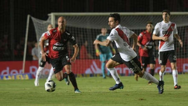 River Plate vs. Colón de Santa Fe