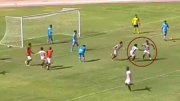 Anthony Osorio marcó el gol del triunfo al minuto 90.