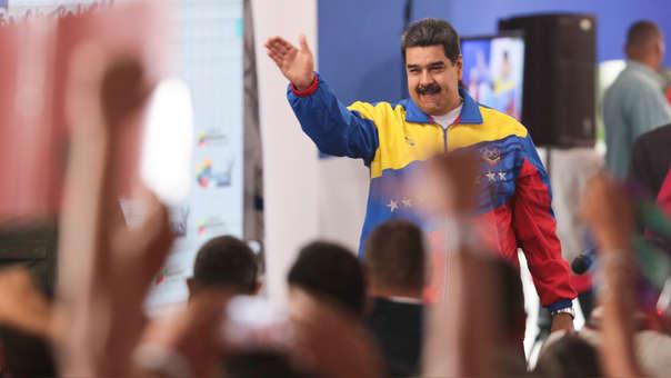 VENEZUELA EEUU HONDURAS CARAVANA