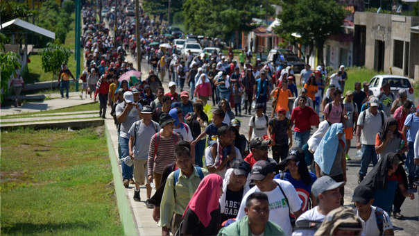 EEUU Migrantes