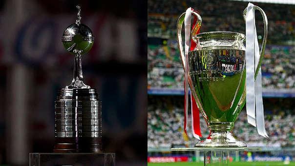 Conoce aquí la fecha, hora y canal de todos los partidos de la Champions League y la Copa Libertadores